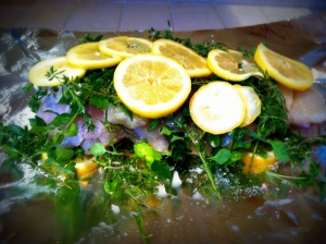 Prepped Fish