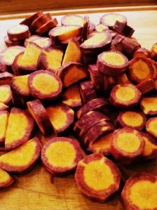 Purple carrots2