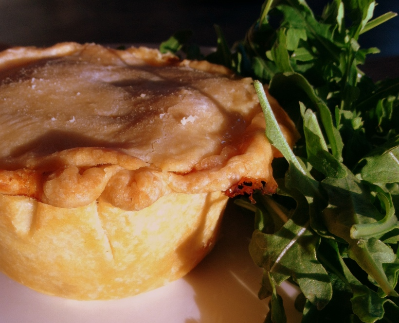 Duck Pot Pie
