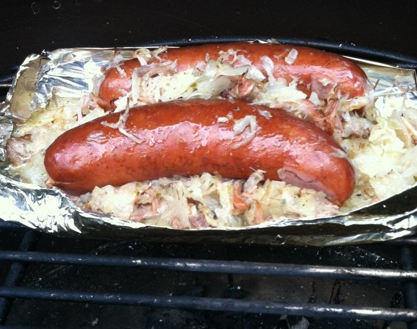 Polish Sausage1