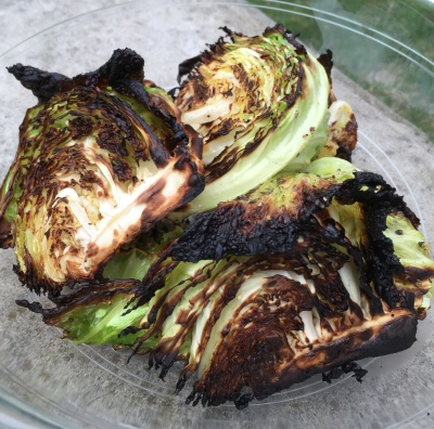 Cabbage Roasted